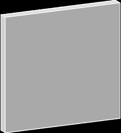 1枚の液晶素子(正面)